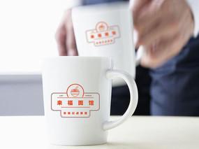 时尚大气餐饮logo