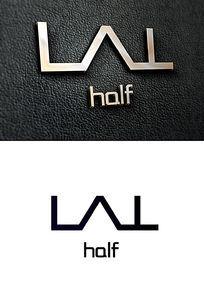 一半logo