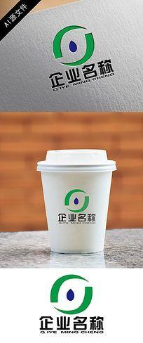 环保企业logo创意设计