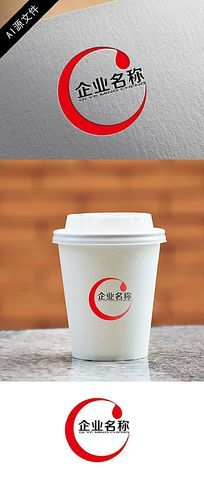 企业简约logo创意设计