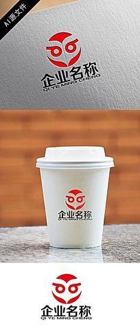 高端企业卡通logo创意设计