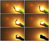 手握太阳视频