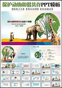 野生动物保护动物园PPT