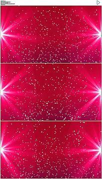红色光效背景动态视频素材