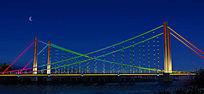 大桥照明设计效果