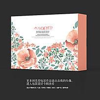 日系和风唯美小清新包装礼盒设计