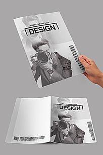 摄影杂志封面