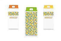 橘子汁包装