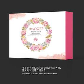 婚礼婚庆奢侈品高档礼盒包装设计