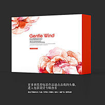 过年节庆礼品中国红包装盒设计