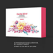 花茶茶叶中国风艺术包装设计