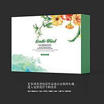 会所开业周年庆礼品包装盒设计