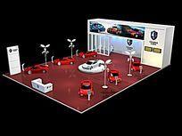 汽车展示馆