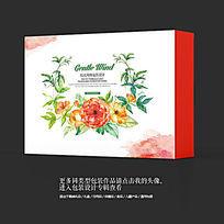 水墨中国风工艺品包装设计