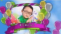 edius儿童写真视频模板