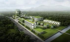 现代生态城市规划园