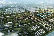 现代生态绿地规划