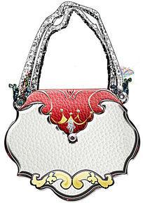 简洁大气的手提包tote包设计 PSD