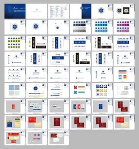 大学教育外国语学校VI设计