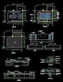 会议室装饰CAD施工详图