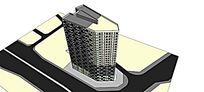 A字型大楼设计