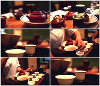 茶文化泡茶喝茶视频