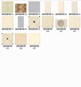 瓷砖贴图纹理