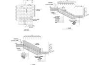 台阶景观道路施工图