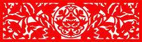 特色传统叶藤装饰图案