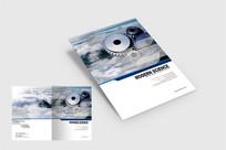 工业科技企业封面