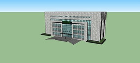 企业研发中心大楼