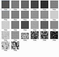 地面材质黑白贴图 JPG