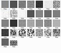 地毯布料黑白贴图 JPG