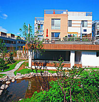 小区景观水景设计