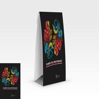咖啡包装概念设计模板
