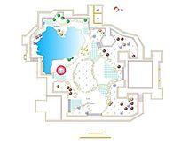 晚晴园绿化规划平面图 dwg