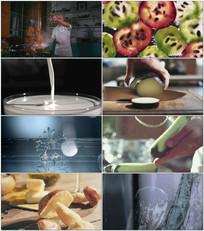 烹饪美食过程视频 mov