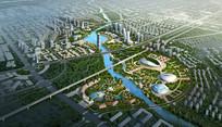 城市河道景观规划