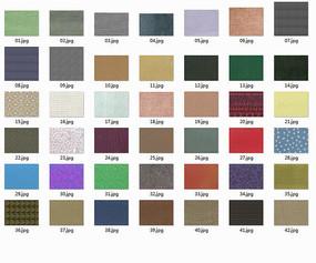 纺织品布纹贴图