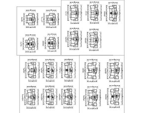 小区户型设计图