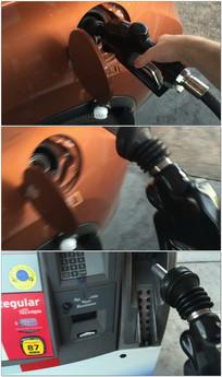 给汽车加油视频 mov