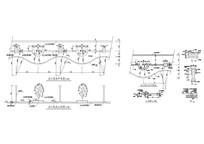 花池施工图 CAD