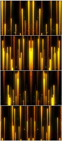 金色粒子led大屏幕视频