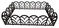 环绕草坪弧形护栏
