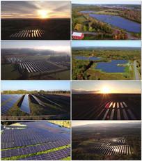 太阳能发电视频