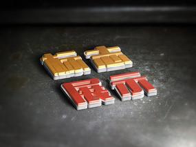 LOGO标志展示模版