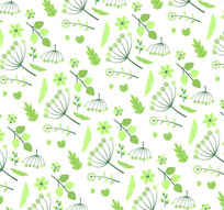 绿色环保纸巾背景图案 AI