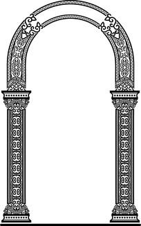欧式风格装饰框