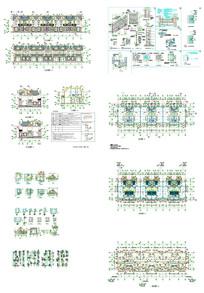 别墅CAD方案