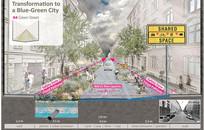 街道景观分析图